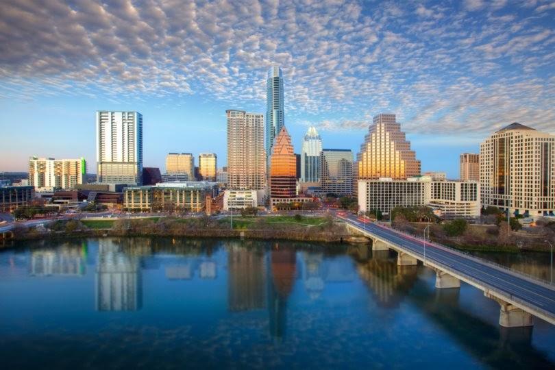 14 Texas Austin DJN886