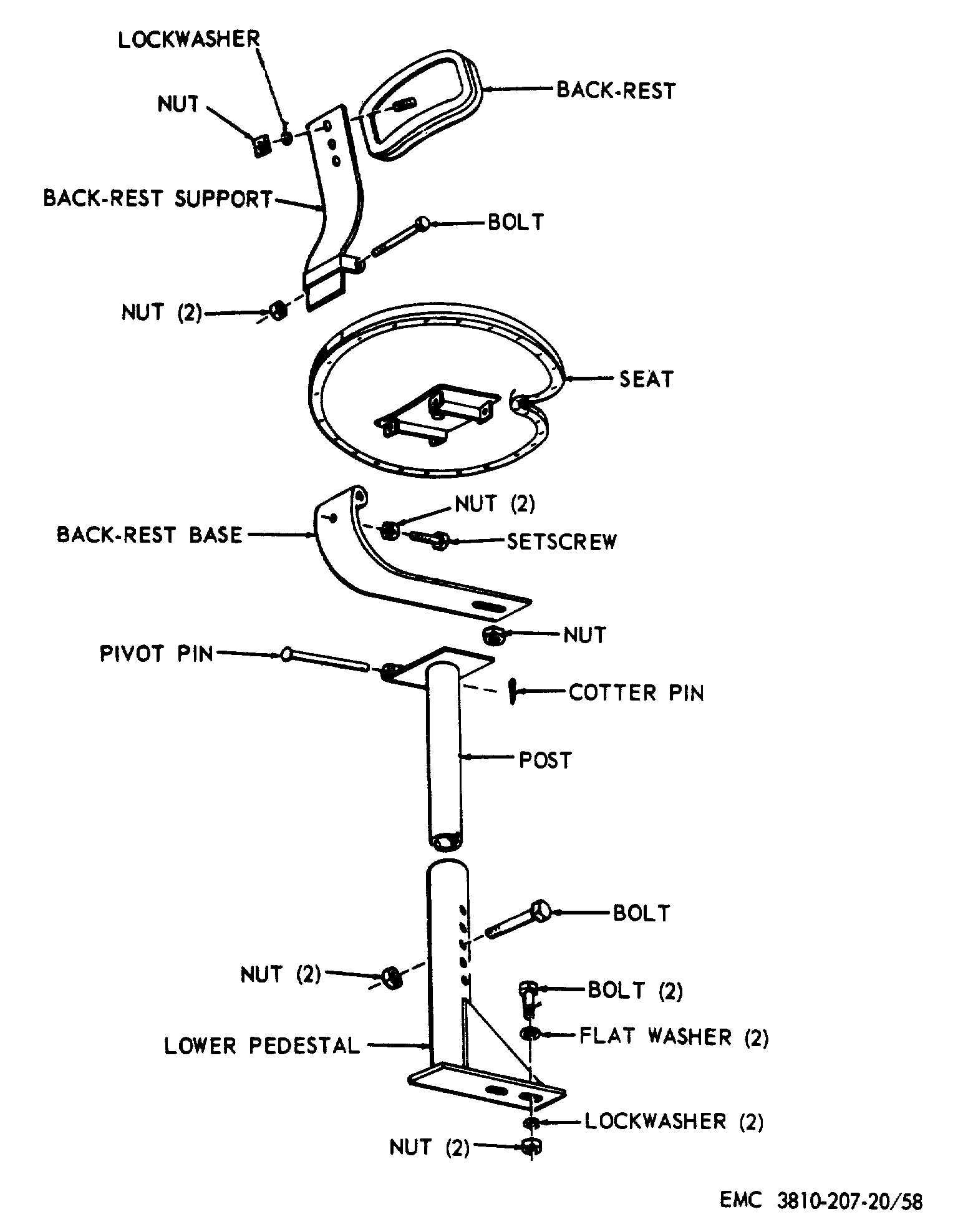 Section II. CRANE HYDRAULIC SYSTEM