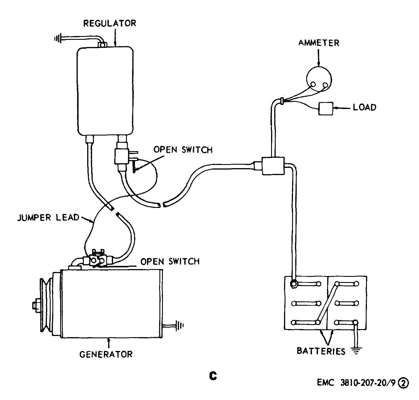 Wiring Diagram For Alternator With External Regulator