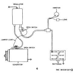 Farmall H Generator Wiring Diagram Harbor Breeze Fan Parts Figure 9. Regulator Removal, Adjustment, And Test - Cont Tm-5-3810 ...