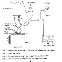 Gm 10si Alternator Wiring Diagram Electric Diagrams Figure 9. Generator Regulator Removal, Adjustment, And Test - Cont Tm-5-3810 ...