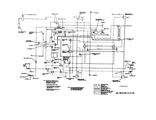 small resolution of carrier air brake system piping diagram model 2385