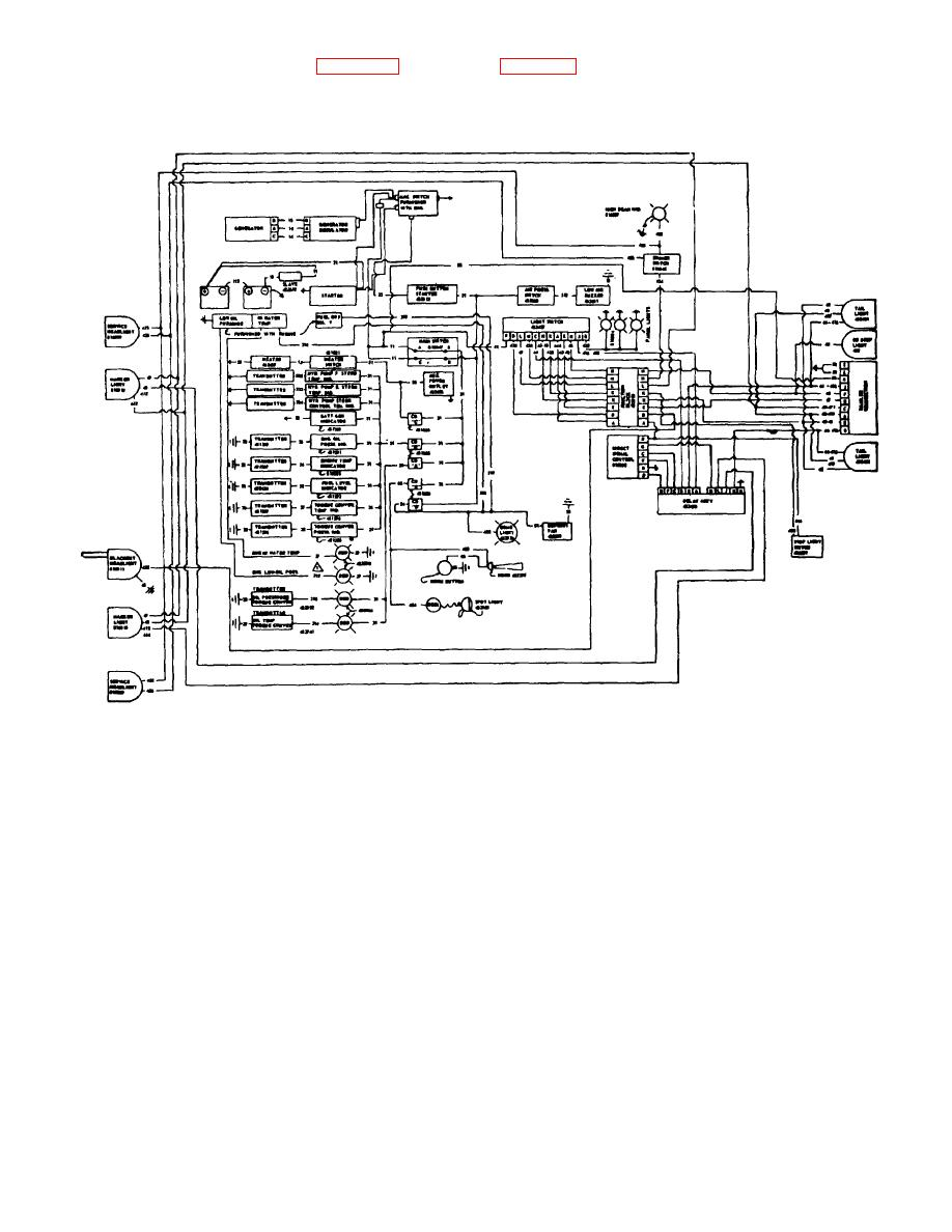 Figure 1-1. (1). Carrier schematic wiring diagram.