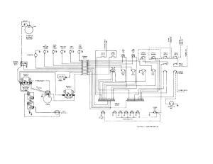 Figure 114 Crane wiring diagram