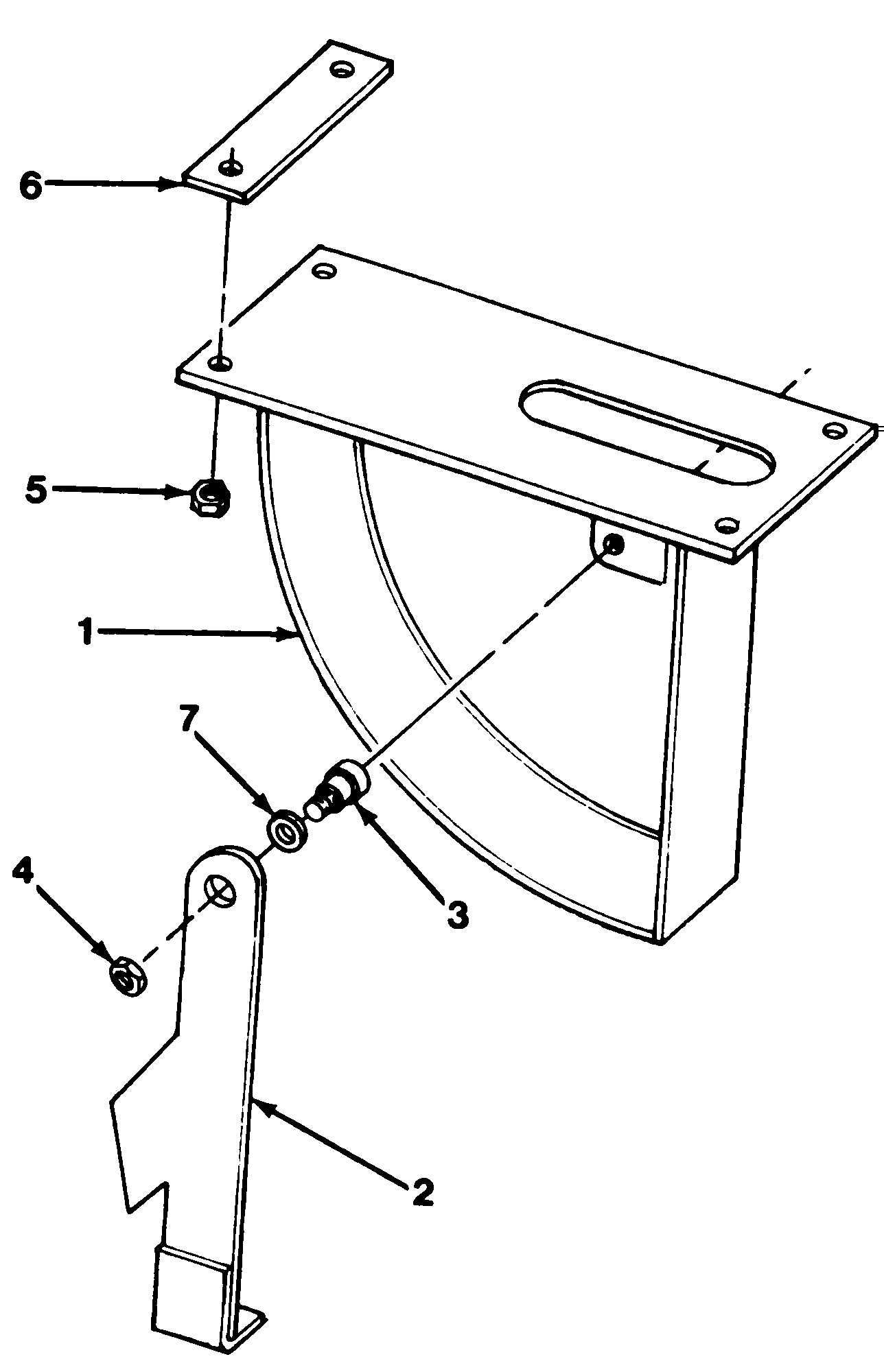 Figure 12-4. Boom Angle Indicator