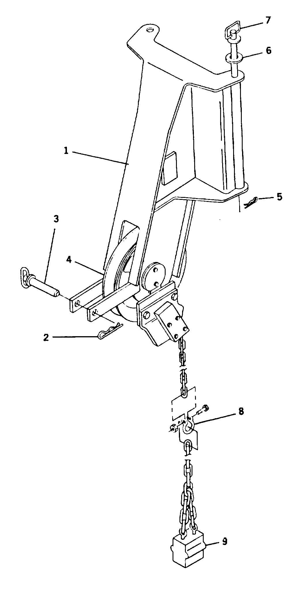 Section I. BOOM ASSEMBLY MAINTENANCE