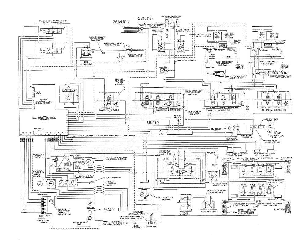 medium resolution of hydraulic schematic