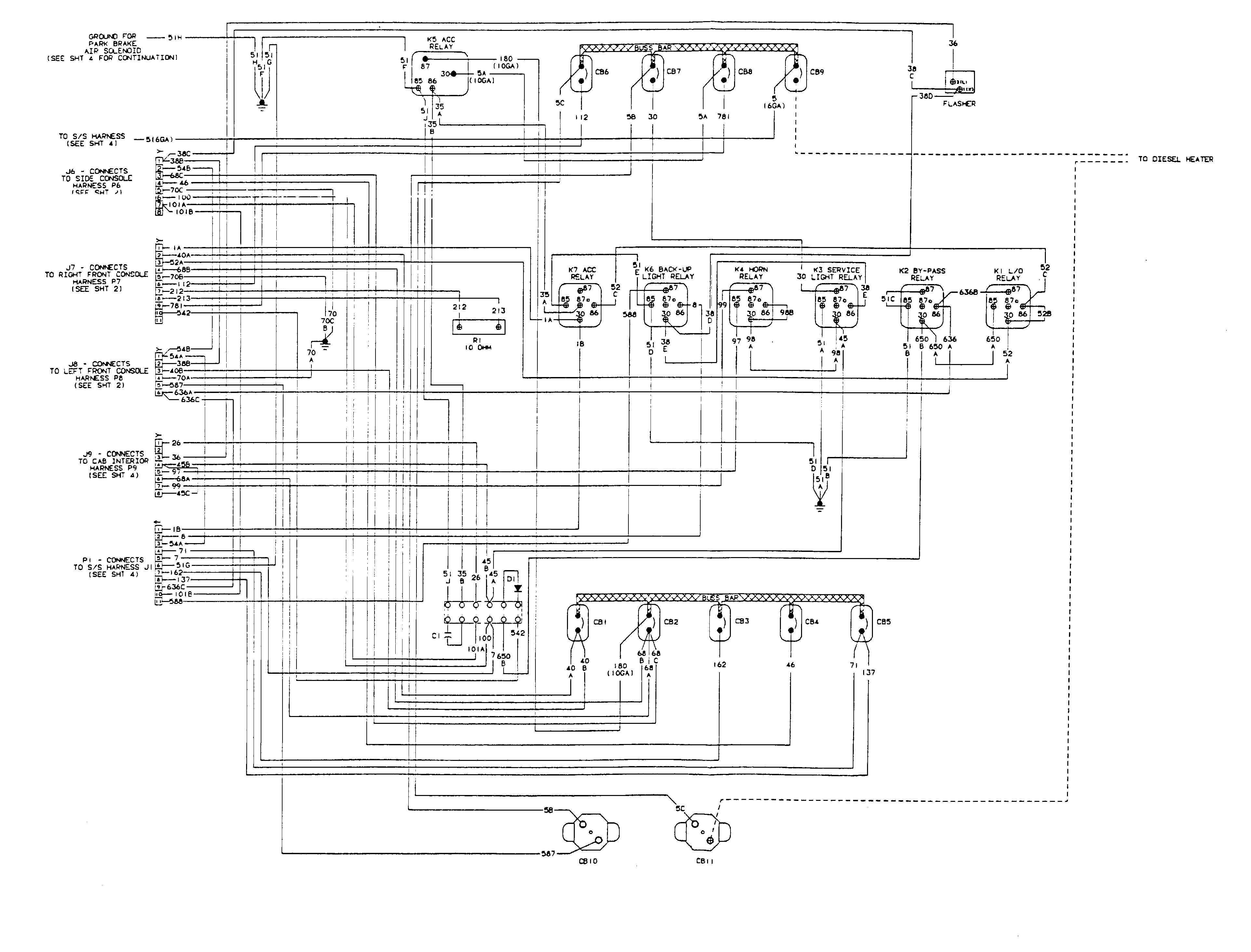 crane shut off wiring diagram