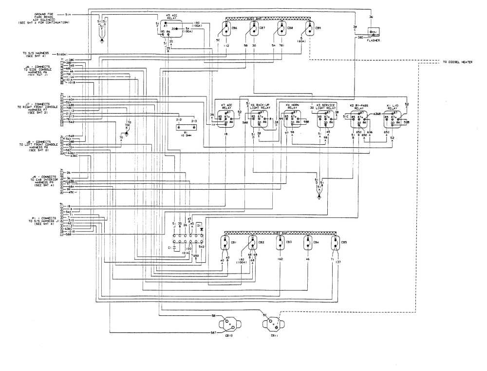 medium resolution of for case 448 wiring diagram