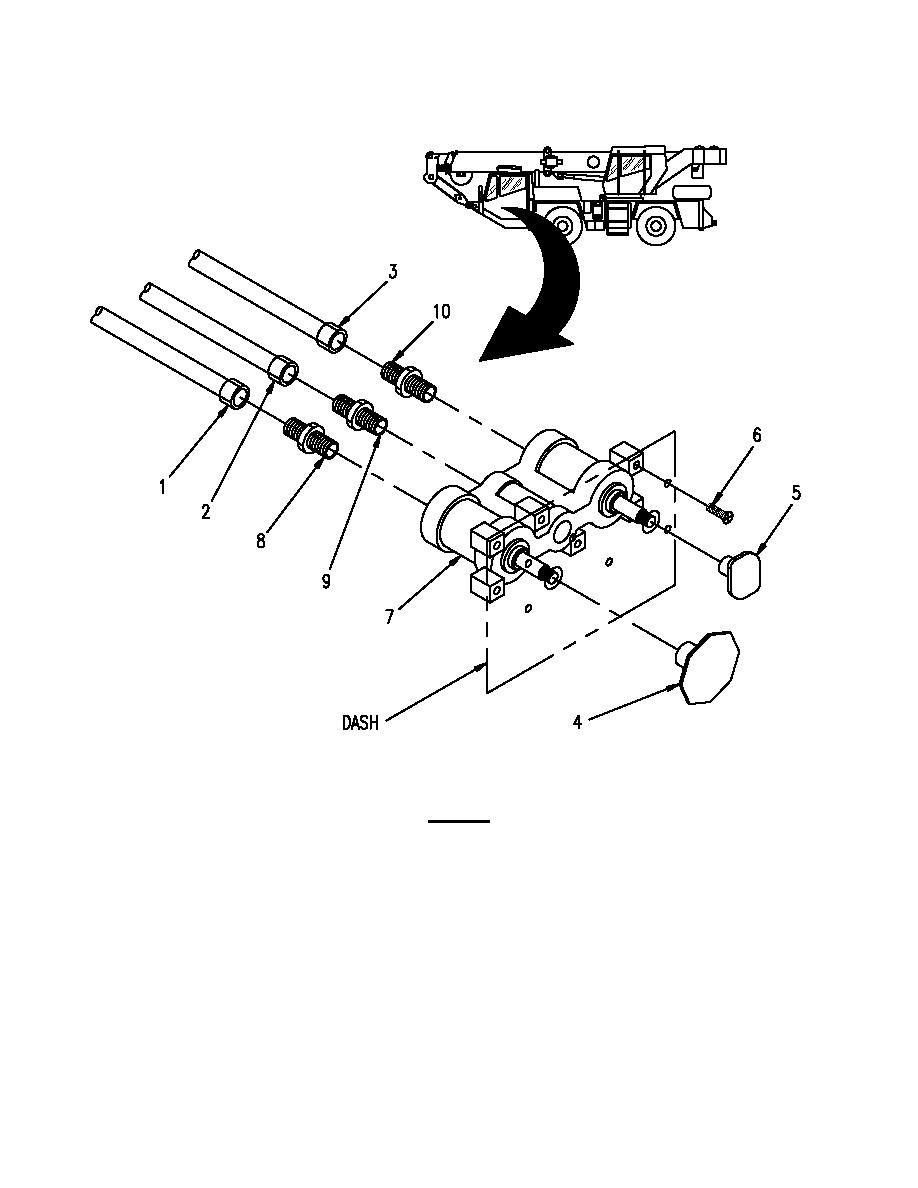 Figure 2-1-13. Trailer Air Supply and Parking Brake