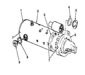 Boat Motor Transmission Boat Motor Lower Unit Wiring