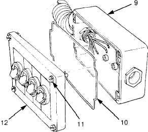 MCS REMOTE CONTROL REPAIR (M917A1 W/MCS) (Con't)