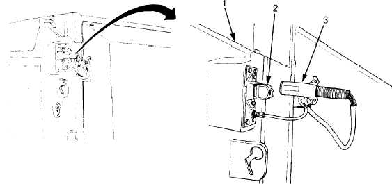 MCS TAILGATE WIRING HARNESS MAINTENANCE (M917A1 W/MCS) (Cont).