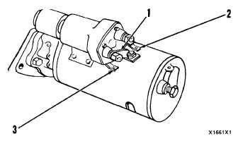 Alternator: Pulley Nut Tightening (Delco-Remy