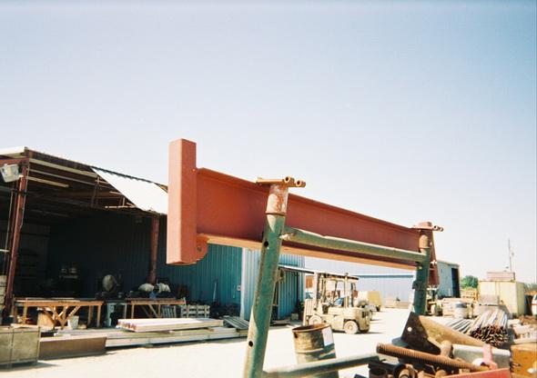 Saddle Beams  Construction Enterprises Inc