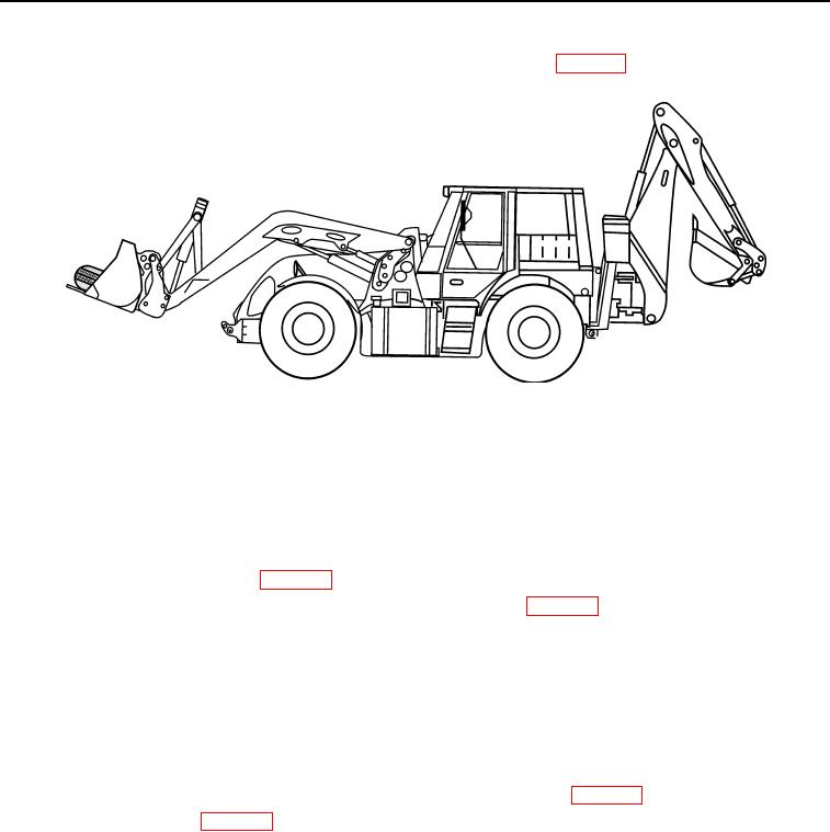 Figure 1. Load Spare Wheel Carrier