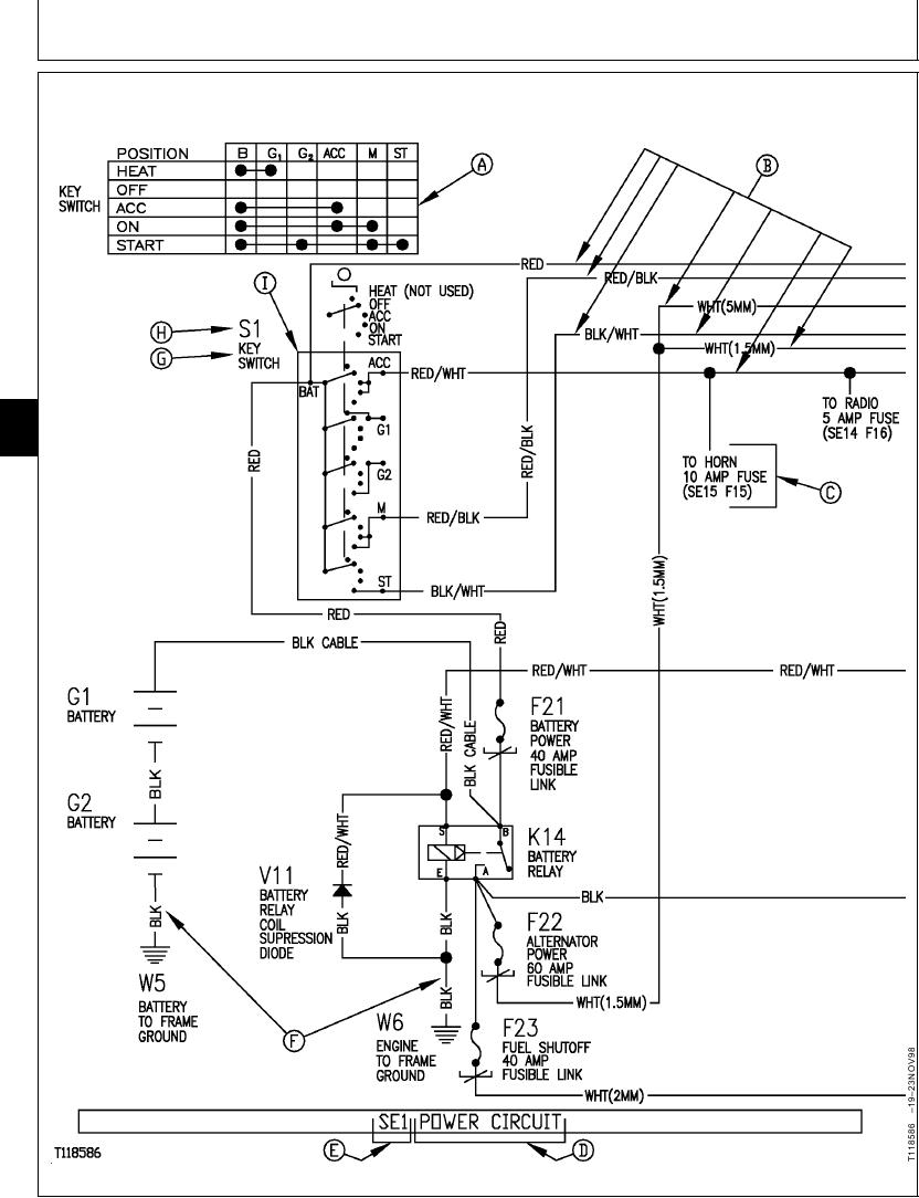 READING A SYSTEM FUNCTIONAL SCHEMATIC DIAGRAM