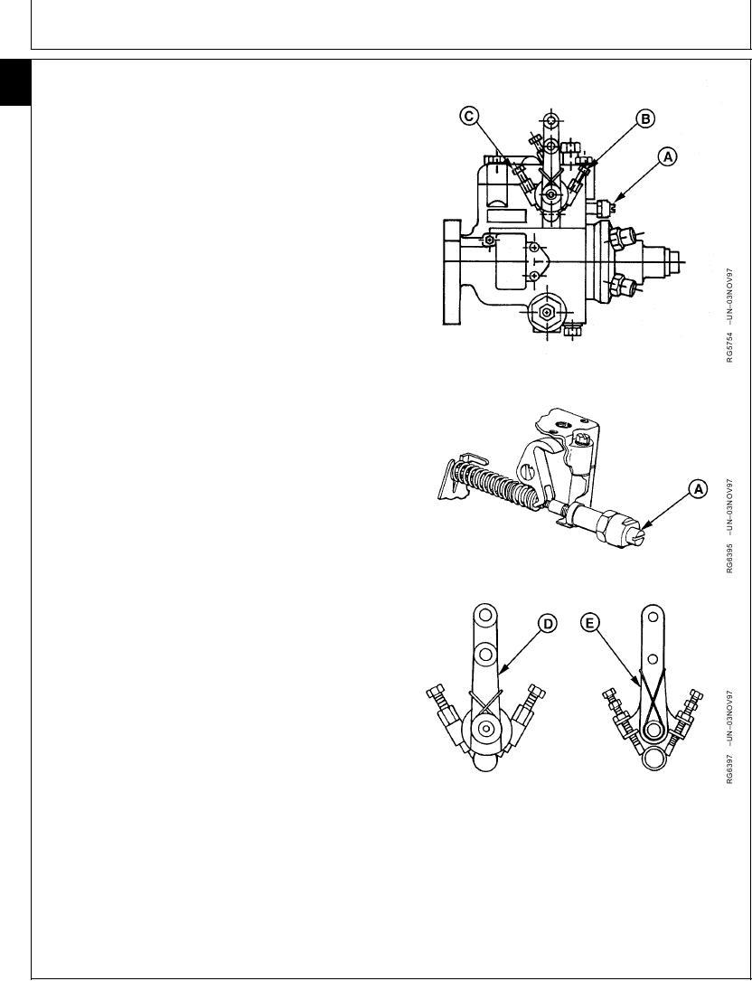 ADJUST VARIABLE SPEED (DROOP) ON GENERATOR SET ENGINES (3