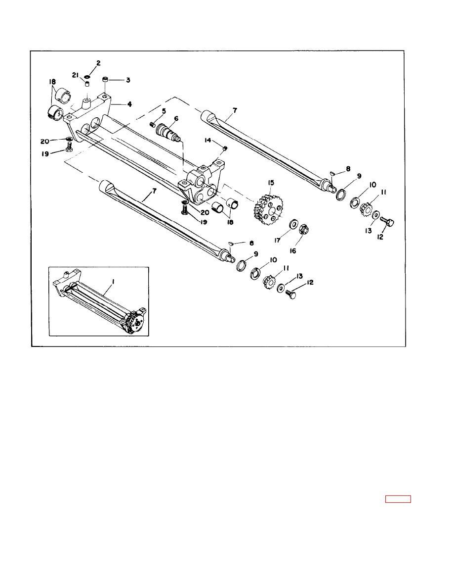 Figure 5-66. Engine Balancer Assembly