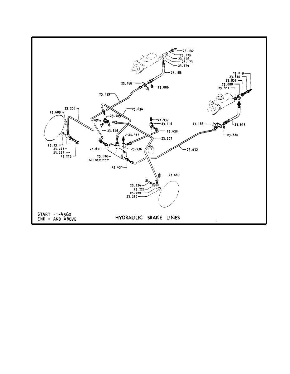 Clark Forklift Steering Cylinder Diagram