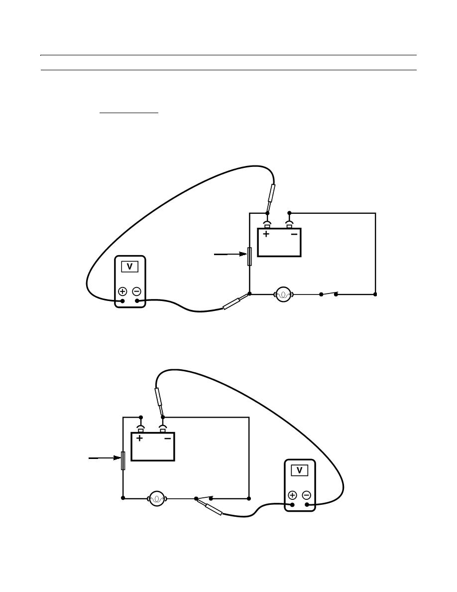 DC Voltage Drop Examples.