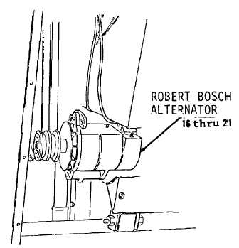Robert Bosch Alternator