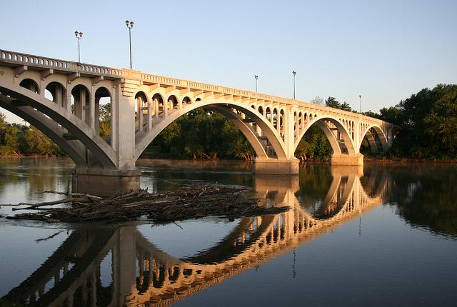 Concrete Arch Bridge