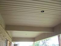 Vinyl Soffit Ceiling vinyl beadboard soffit for porch