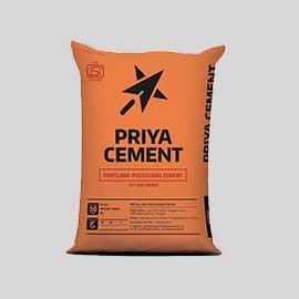 Priya PPC cement price