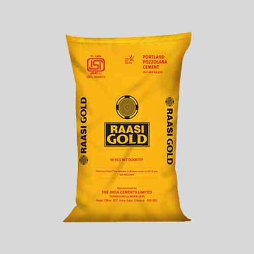 Raasi gold cement price