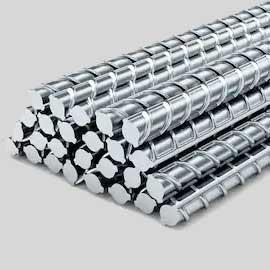 Vizag TMT Steel Bars Fe 550 Grade