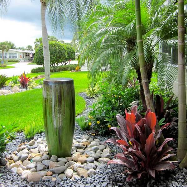 landscape design installation