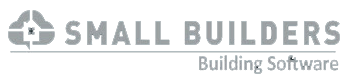 Small Builders software logo – Homepage | Construction Lawyer Melbourne