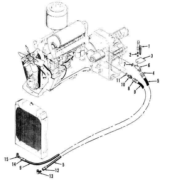 d. Transmission Cooler Lines