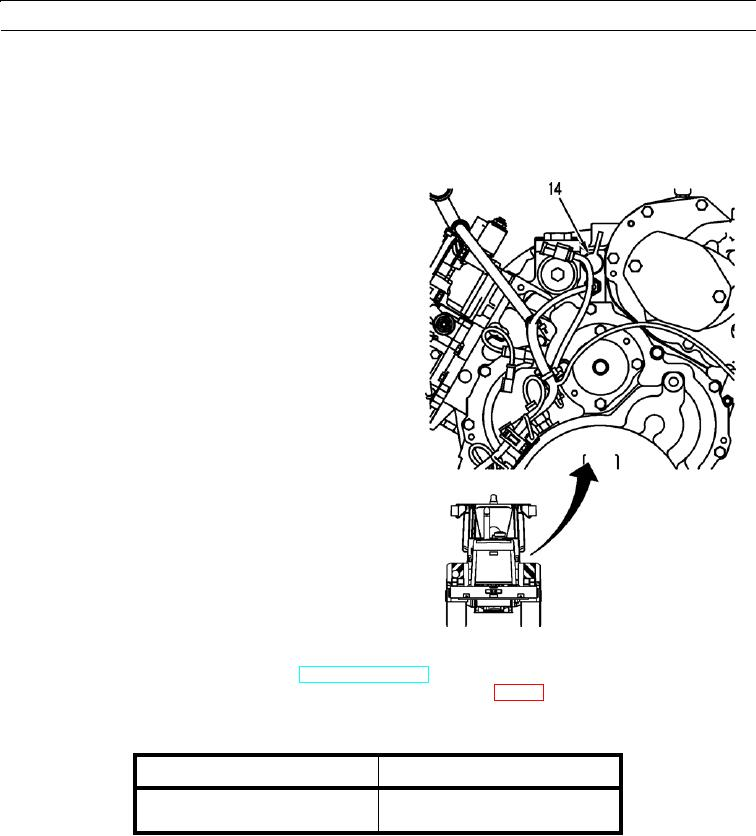 Torque Converter Outlet Pressure Test