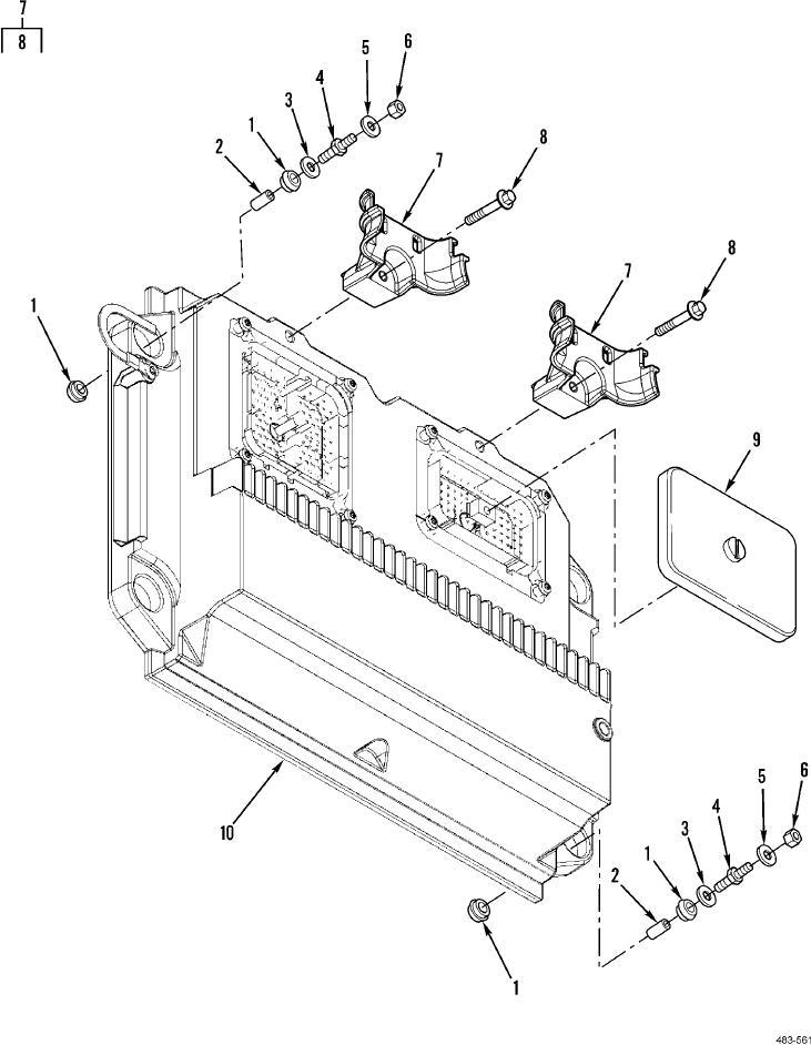 Figure 52. Electronic Control Module (ECM)
