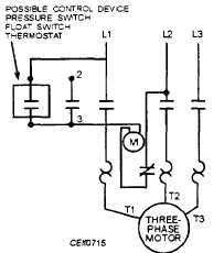 Figure 7-15.Two-wire control circuit.