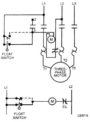 alternator wiring diagram: Figure Phase Starter