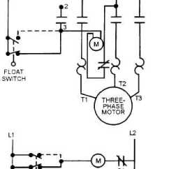 Motor Starter Wiring Diagram Sloan Toilet Flush Valve Combination Starters