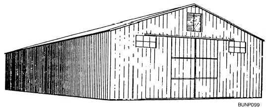 Pre-Engineered Metal Structures