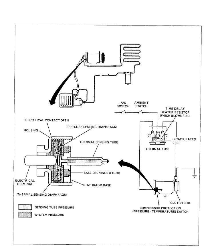 Figure 13-12.Compressor superheat switch.