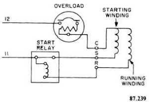 Refrigeration: Single Phase Refrigeration Compressor