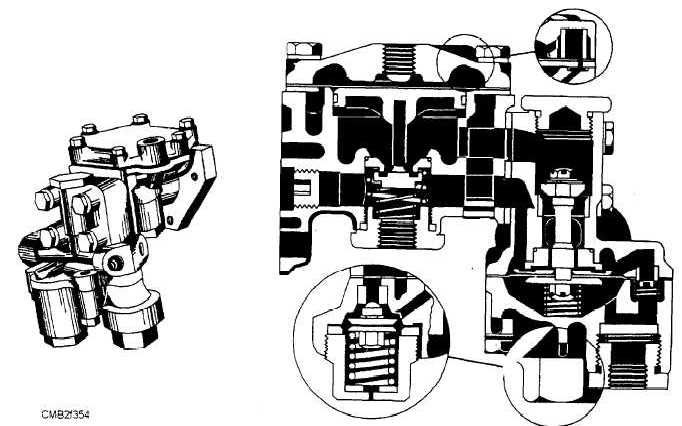 Figure 7-53.Relay emergency valve