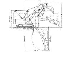 tm 5 3815 221 14 p figure 2 trench hoe range diagram [ 918 x 1188 Pixel ]