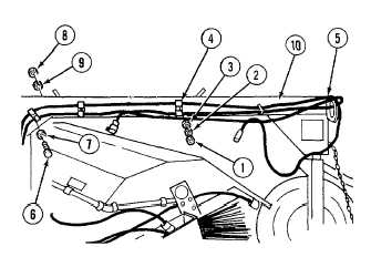 TOW VEHICLE TO JUNCTION BOX WIRE HARNESS (12V) REPLACEMENT