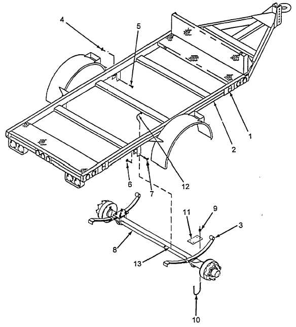 Figure 5-31. Axle Assembly