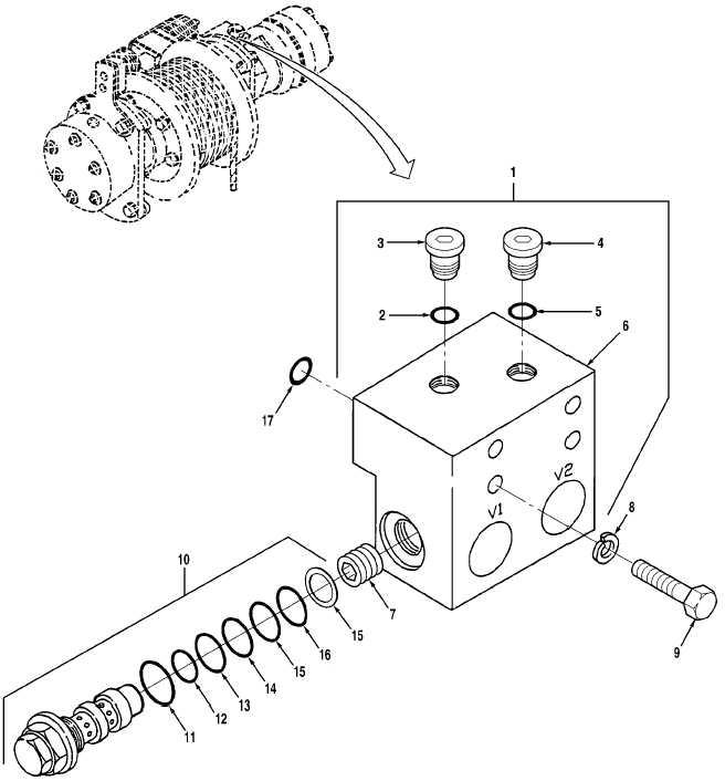 FIG. 46 MOTOR CONTROL VALVE