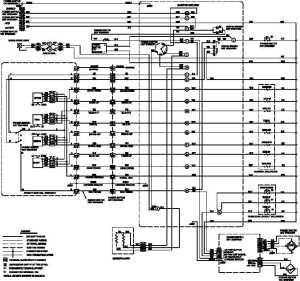 Figure 21 Crane Electrical Wiring Schematic