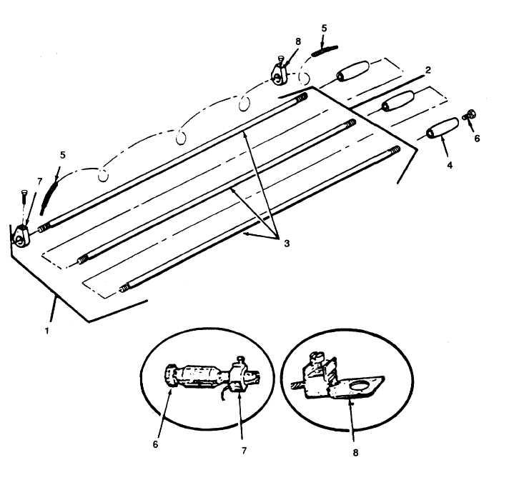 Figure C-15. Ground Rod Assembly.