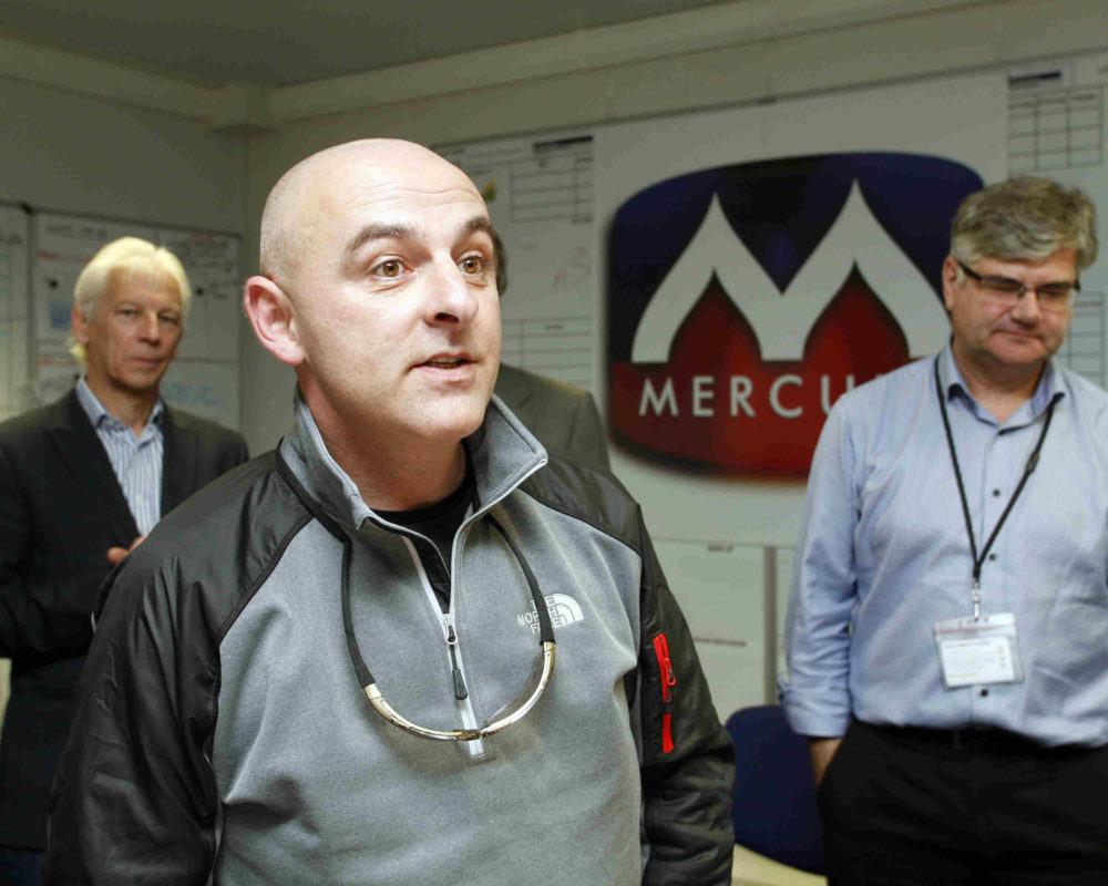 Mercury Engineering, Paul Gaughran Mace Group